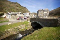 Boscastle, Cornwall, UK Royalty Free Stock Image