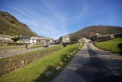 Boscastle, Cornwall, UK Royalty Free Stock Images