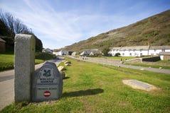 Boscastle, Cornwall, UK Stock Photography