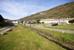 Boscastle, Cornwall, UK Stock Photo