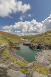 Boscastle. There`s more to Boscastle than a picturesque natural harbour and village Royalty Free Stock Image