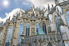 bosch大教堂小室 免版税图库摄影
