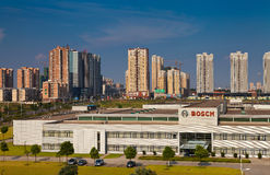 Bosch Factory Stock Photo