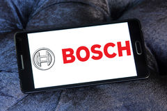 Bosch logo zdjęcia royalty free