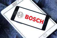 Bosch logo Royalty Free Stock Images
