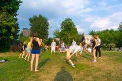Bosco Fresh Festival Imágenes de archivo libres de regalías