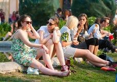 Bosco Fresh Festival Stock Afbeelding