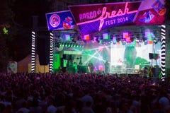 Bosco Fresh Festival Imagen de archivo libre de regalías