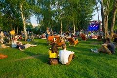 Bosco Fresh Festival Royalty-vrije Stock Afbeelding