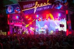 Bosco Fresh Festival Imagenes de archivo