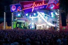 Bosco Fresh Festival Imagen de archivo