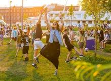 Bosco Fresh Festival Fotografía de archivo libre de regalías