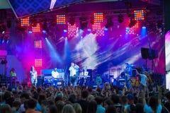 Bosco Fresh Festival Stock Image