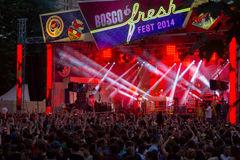 Bosco Fresh Festival Stock Photos