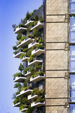 Bosco verticale Milano Stock Photography