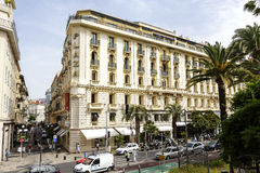 Boscolo Hotel Plaza in Nice, France Stock Photos
