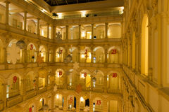 Boscolor布达佩斯旅馆-布达佩斯,匈牙利 免版税库存照片
