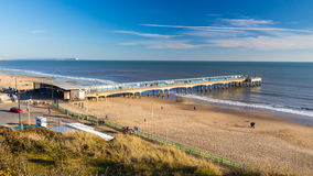Boscombe Dorset Anglia UK Zdjęcie Royalty Free