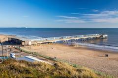Boscombe Dorset Inglaterra Reino Unido imagen de archivo libre de regalías