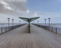 Boscombe Pier Royalty Free Stock Photos