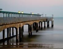 Boscombe Pier Royalty Free Stock Image