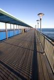 Boscombe Pier, near Bournemouth, Dorset Stock Photo