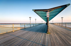 Boscombe Pier Stock Photos