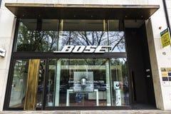 Bose sklep w Dusseldorf, Niemcy Zdjęcia Stock