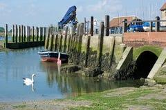 Bosham Quay, Sussex, England Royalty Free Stock Photography