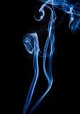 Bosje van rook royalty-vrije stock foto