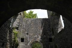 Bosjekolenmijn, stepaside, Wales Royalty-vrije Stock Afbeelding