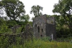 Bosjekolenmijn, stepaside, Wales Stock Afbeeldingen
