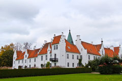 Bosjokloster in Sweden. Royalty Free Stock Photo