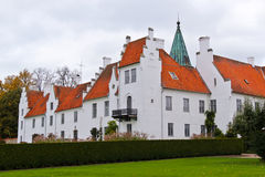 Bosjokloster in Sweden. Royalty Free Stock Photography