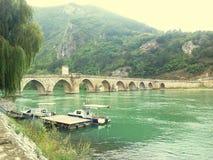 bosnia fotografia stock