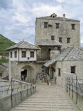 bosnia bridżowy Herzegovina Mostar zdjęcia royalty free