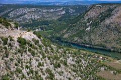 Bosnia Herzegovina - Landscape view. Stock Photos