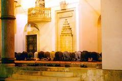 bosnia - Herzegovina modlenia Sarajevo czas obraz stock