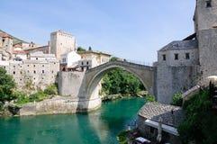 bosnia Herzegovina - Mostar zdjęcia stock