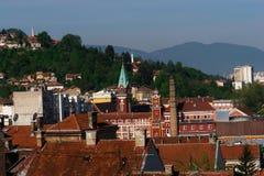 bosnia Herzegovina - Sarajevo obraz royalty free