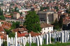 bosnia Herzegovina - Sarajevo fotografia stock