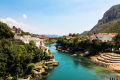BOSNIA - Mostar, view Stock Photos