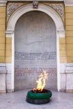 bosnia pożarniczy zawsze zabytek Sarajevo zdjęcie royalty free