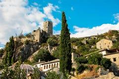 BOSNIA - Pocitelj Royalty Free Stock Images
