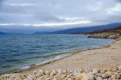 Bosnian Busko lake Stock Images