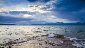 Bosnian Busko lake Royalty Free Stock Photography