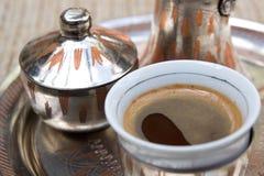 Bosnian coffee royalty free stock photos