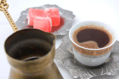Bosnian coffee Stock Photos