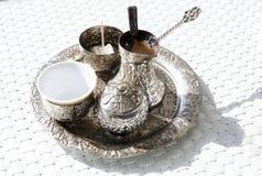 Bosnian coffee Royalty Free Stock Photography