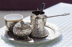 Bosnian coffee Stock Photography